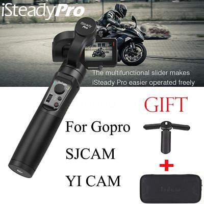 HOHEM ISTEADY 3AXIS HANDHELD GIMBAL STABILIZER FOR SONY GoPro Hero ACTION CAMERA