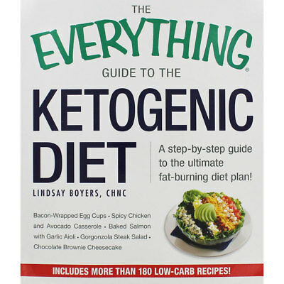 The Everything Guide to the Ketogenic Diet (Paperback), Non Fiction Books, New