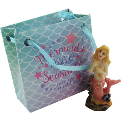 Mermaid Figurine in Bag - Assorted, Gifts by Recipient, Brand New