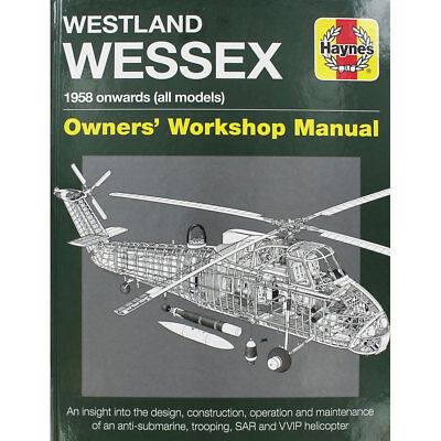 Haynes Westland Wessex - Owners Workshop Manual, Non Fiction Books, Brand New