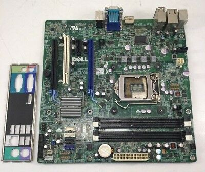 Dell Optiplex 990 DT//MT Motherboard LGA 1155 DDR3 W// IO Shield VNP2H 6D7TR 2VM2Y