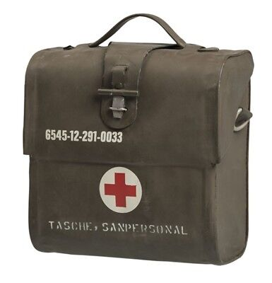 BUNDESWEHR BW GERMAN ARMY FIRST-AID KIT MEDIC BAG MEDIC Paramedics Bag