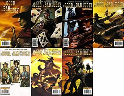 The Good, the Bad and the Ugly #1-3 (2009-2010 ) Dynamite Comics - 7 Comics