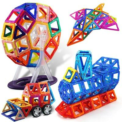 95pcs Magnetic Toy Building Blocks Set 3D Tiles DIY Toys Great Gift For Kids