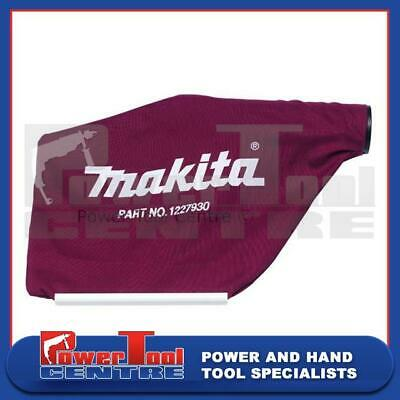 Genuine Makita Large Cloth Planer Dust Bag DKP180 KP0800K 18v Cordless LXT S40L