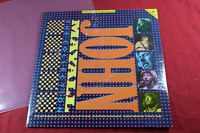 John Mayall  THE COLLECTION  -  Castle Communications 2 LP-Set factory sealed