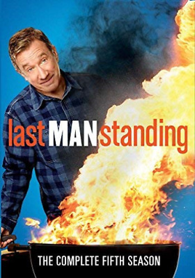 Last Man Standing: The Complete Fifth Season  DVD NEW