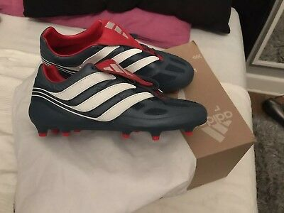 genuine shoes best cheap entire collection ADIDAS PREDATOR PRECISION FG - blau/weiß/rot - LIMITED ...