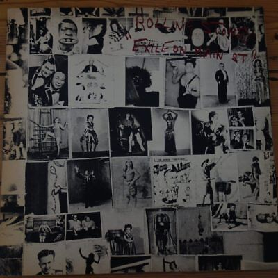 COC 69100 Rolling Stones Exile On Main Street 2 LP set