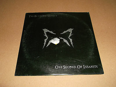 """The Butterfly Effect """" One Second Of Insanity """" Cd Promo Single"""