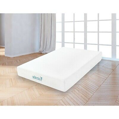 Palermo Double 25cm Gel Memory Foam Mattress Dual-Layered CertiPUR-US Certified