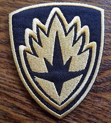 Guardians Of The Galaxy Nova Corps Embroidered patch 3 inches tall