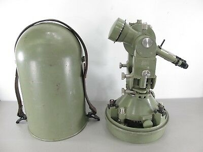 Wild Heerbrugg Leica T3 Swiss Made Precision Surveying Theodolite Transit w/Case