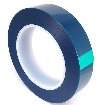 High Temp Masking Tape for Powder Coating, Painting, Hydrodip, Sublimation, 1in.