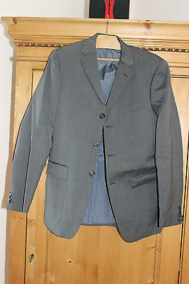 Antique jacket grandfather grey - TERGAL - New with tag