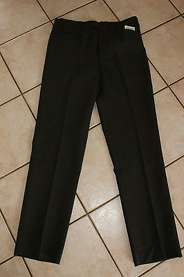 Antique pants large father - Brown marl - T. 44 - Tergal - New with tag