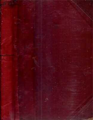 Rare 1898 Leather History Of Egypt Ancient Egypt Modern Egypt Arabs Illustrated