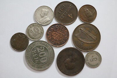 World Old Coins Useful Lot A88 Rzj40