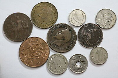 World Old Coins Useful Lot A88 Rzm33