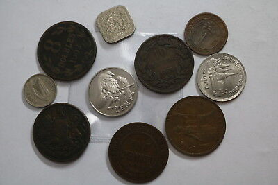World Old Coins Useful Lot A88 Rzm19