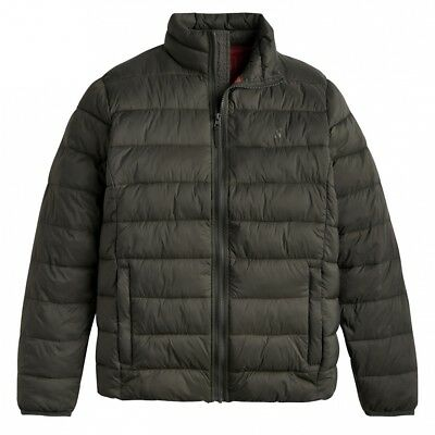 Joules Go To Lightweight Barrel Mens Quilted Jacket (Z)