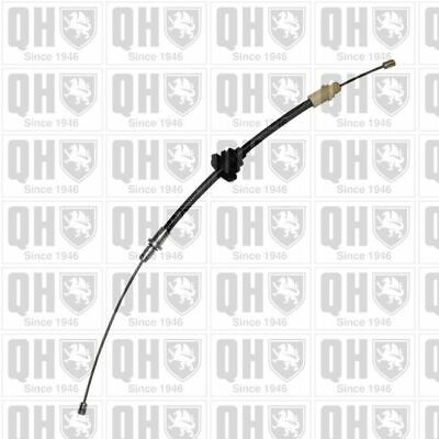 Genuine Qh Brake Cable Front For Vauxhall Vivaro 2.5 Dti 2.0 Cdti 2.5 Cdti