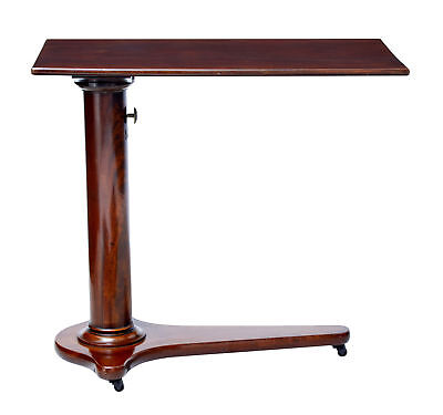 19Th Century William Iv Metamorphic Mahogany Table