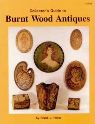 Guide Burnt Wood Antiques Flemish Folk Art Pyrography