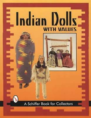 Native American Indian Dolls Collector Reference w Navajo Hopi Kachina & More