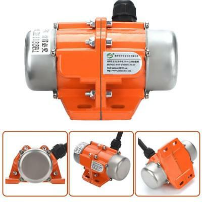 30W-100W 1 phase/3 phase Vibrator Asynchronous Vibrating Motor for Equipment gbd