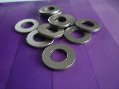 Pack of 150 ASSORTED (Mixed)  M4 M5 M6  FLAT WASHERS  Steel
