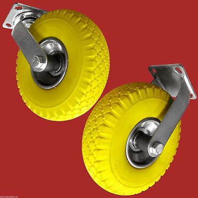 Selection: Full Rubber Transport Wheels Roller Handcarts bollerwagen-räder