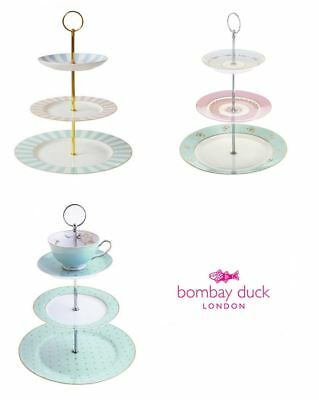 Vintage 3 Tier Cupcake Cake Stand from Bombay Duck in Various Designs