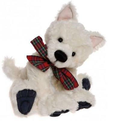 Best Friend Dog by Charlie Bears - Highly Collectible Teddy Bear