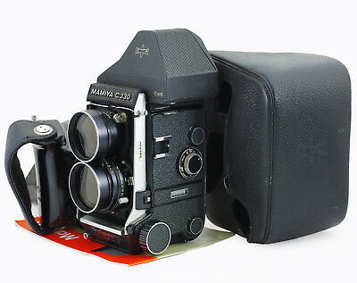 Mamiya C330 Professional TLR Camera #D24035 w/ Sekor 65 mm