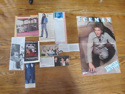 Timothy Hutton French,us Clippings,poster