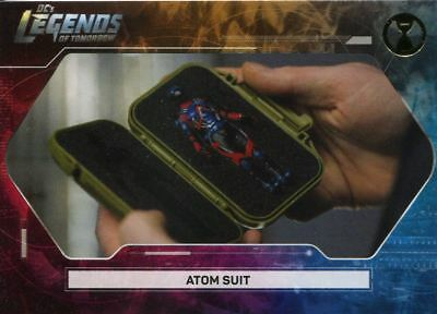 DC Legends Of Tomorrow RIP Hunter Objects Chase Card L7 Atom Suit