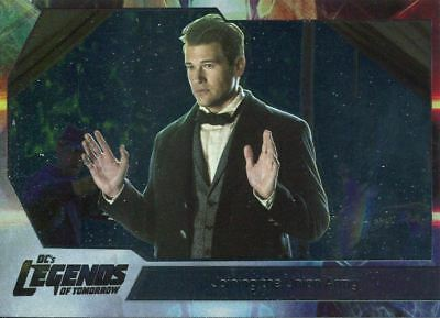 DC Legends Of Tomorrow Foil Base Card #42 Joining the Union Army