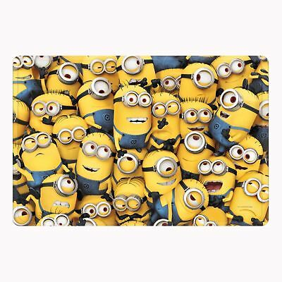 DESPICABLE ME MINIONS FLOOR MAT KIDS BOYS GIRLS BEDROOM 40cm x 60cm