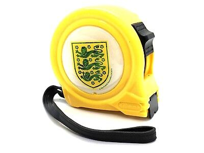 TAPE MEASURE 5m / 16ft England 3 Lions Measure Rite Heavy Duty Rule colours (45)