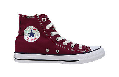 Converse Shoes Chuck Taylor All Star Ox Mens Womens Hi Top Maroon Sneakers c4cd69f57856