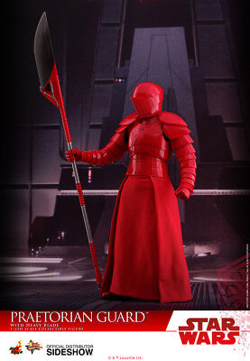 Hot Toys Star Wars: The Last Jedi PRAETORIAN GUARD HEAVY BLADE Figure 1/6 Scale