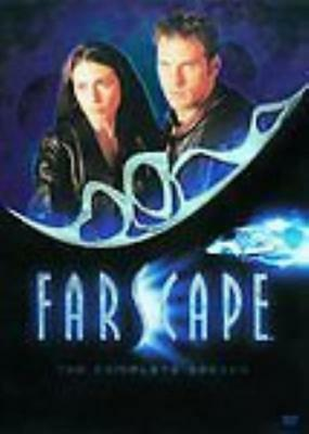 Farscape: The Complete Series 26-Disc Set DVD VIDEO MOVIE TV show sci-fi cult