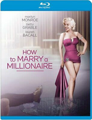 How to Marry a Millionaire [Blu-ray] NEW!