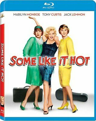 Some Like It Hot [Blu-ray] NEW!
