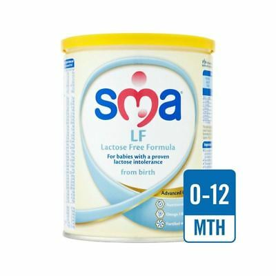 SMA Lactose Free Infant Milk Powder 430g - Pack of 6