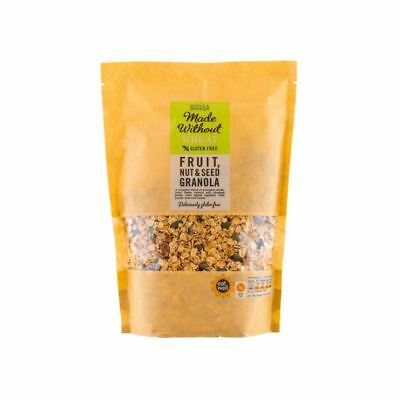 Marks & Spencer Made Without Wheat Fruit, Nut & Seed Granola 500g (Pack of 6)