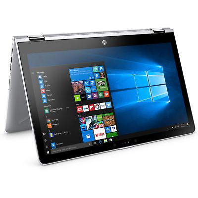 HP Pavilion x360 15-br001ng 2in1 Notebook 4415U HD Windows 10