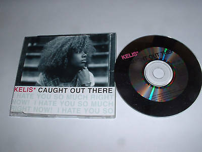 CD singolo  - KELIS - Cught out there