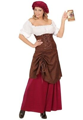 Oliver-Nancy-Matchgirl VICTORIAN TAVERN WENCH Fancy Dress All Ages//Sizes